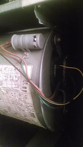 Electric Furnace Blower Won U0026 39 T Shut Off