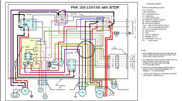 35719d1406996674 i need help goodman phk w btdr goodman heat sequencer wire diagram electric heat sequencer wiring  at mifinder.co