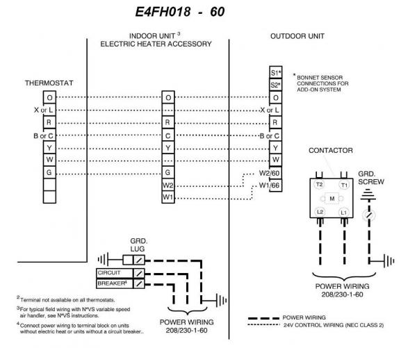 york heat pump wiring help - doityourself.com community forums heat pump control wiring diagram heat pump control wiring #2