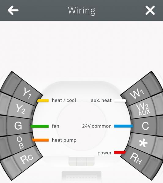41880d1416285500 hunter 44134 heat pump aux nestwiring hunter 44134 on heat pump with aux doityourself com community forums nest thermostat heat pump wiring diagram at fashall.co