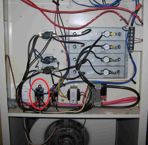 Nortron / Broan Electric furnace problem - DoItYourself com