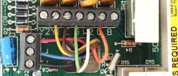 Upgrading Robertshaw Thermostat To Qolsys Iq Z