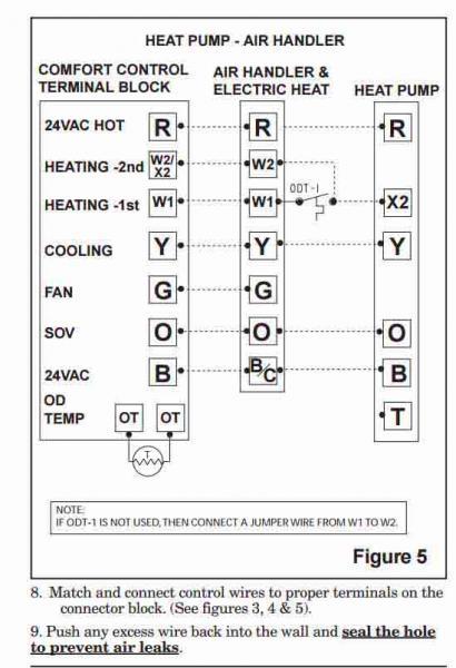 Heat Pump new: Heat Pump Yellow Wire Nexia Thermostat Wiring Diagram Zone on
