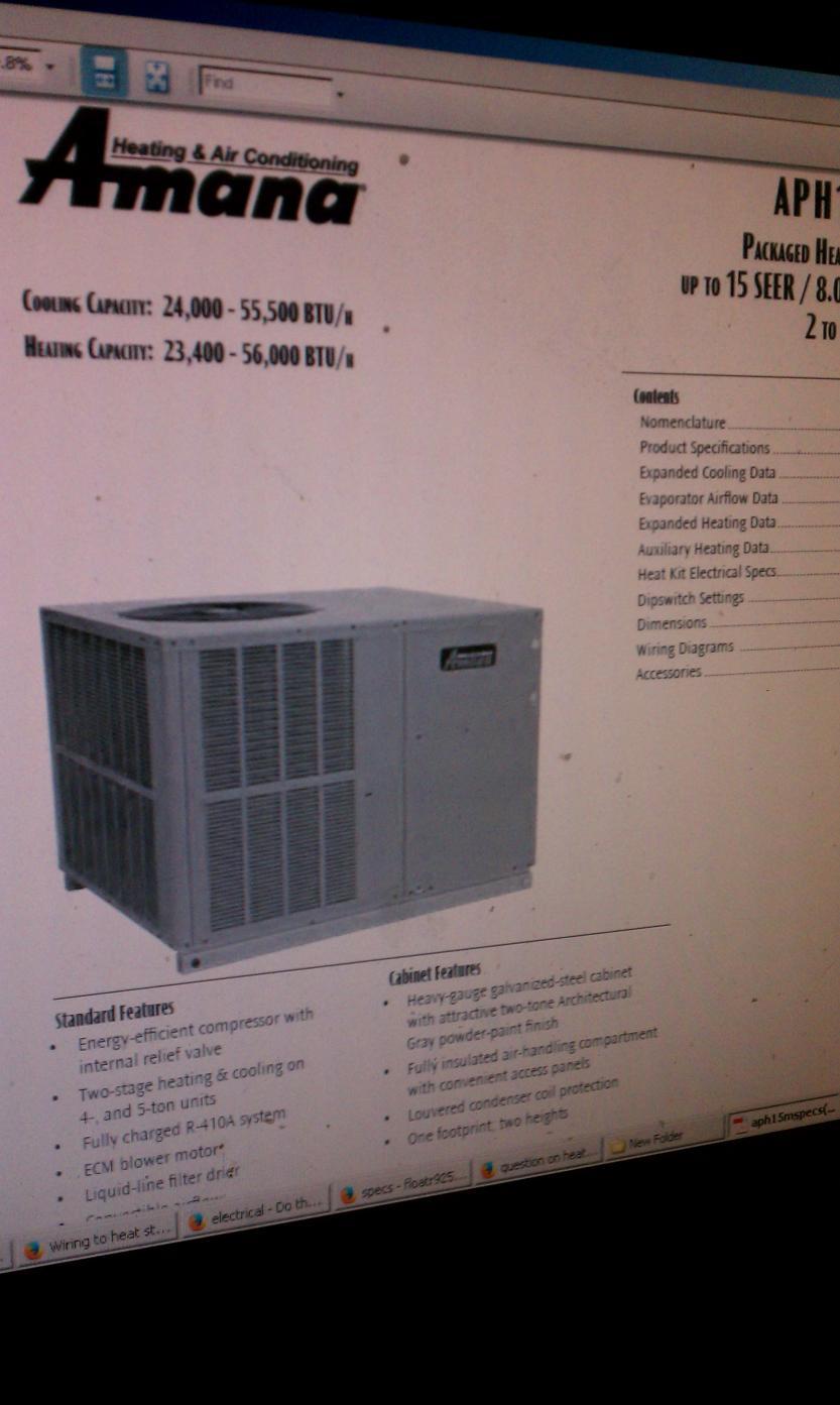 Goodman Defrost Board Community Forums 2 Ton Heat Kit Wiring Diagram Here Is Sime Better Info On Model Etc