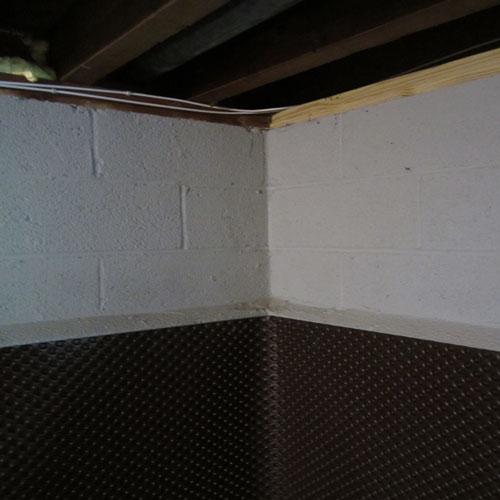 Insulate Basement Wall Or In Frame Doityourself Com