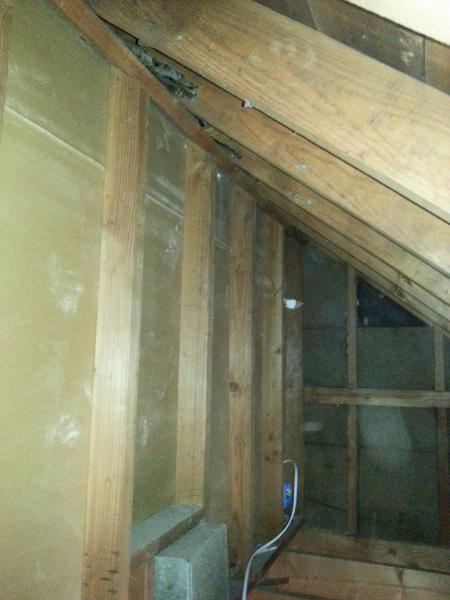 Cape Needs Insulation Retrofit With Ventilation