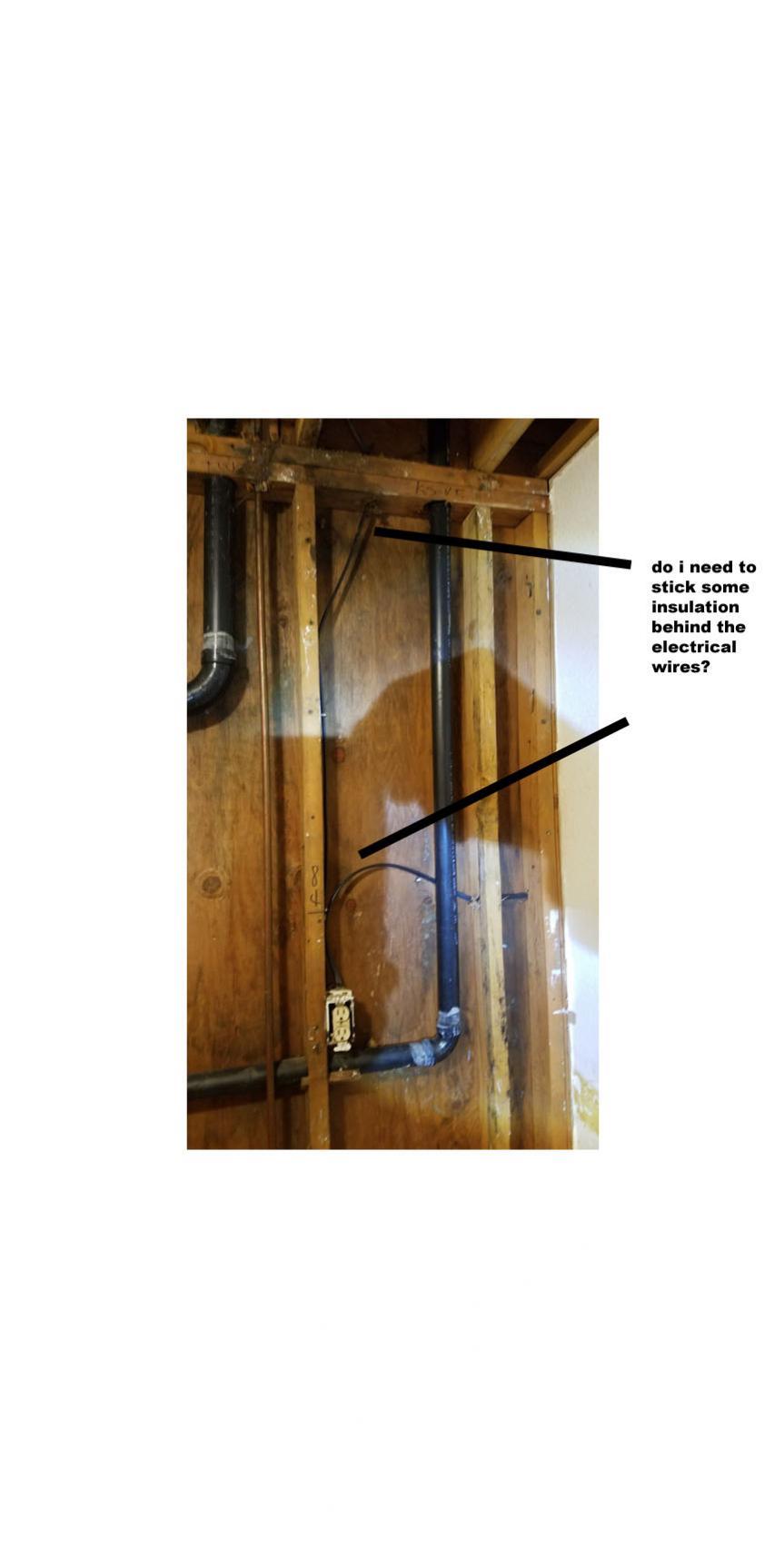 Exterior Wall Batt Insulation Newbie Questions Community Forums
