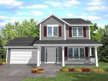 Landscape lighting for a normal house for Garden lighting design 4 homes