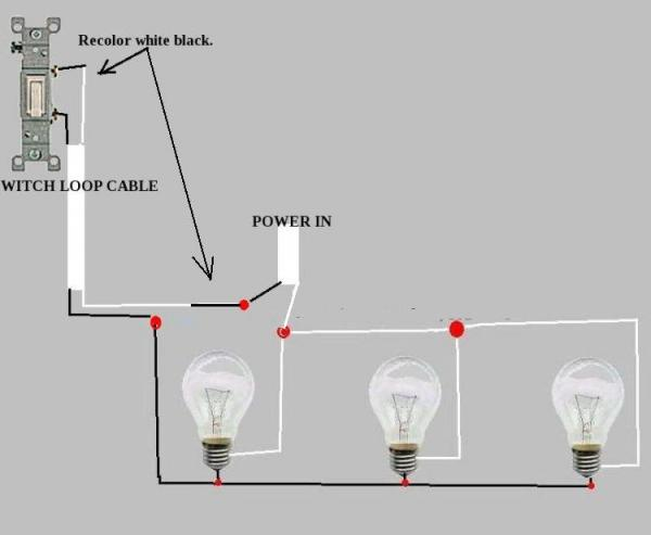 recessed lights installed switch works but bulbs are dim doityourself community forums