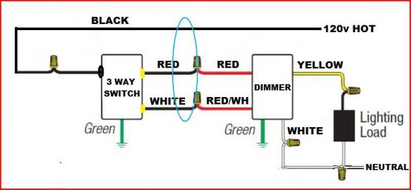 30475d1398309527 3 way switches my diagram correct 3w handyman usa wiring a 3 way or 4 way switch readingrat net three way switch with dimmer wiring diagram at gsmportal.co