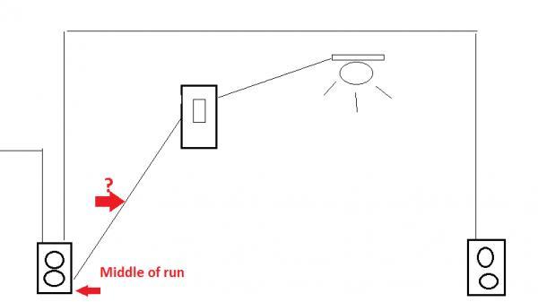 outside motion sensor light
