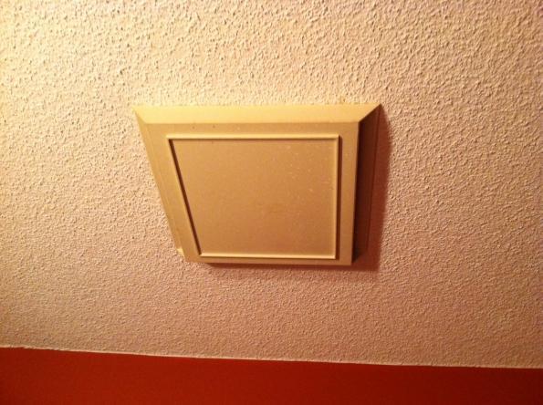 Light With Fan Bathroom