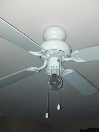 Ceiling Fan Hum Vs Raw Beginner Doityourself Com