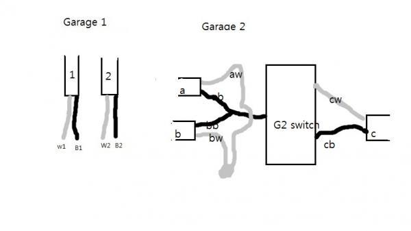 3 way switch wiring