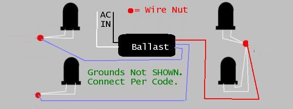 replacing fluorescent light ballast help needed doityourself com 2 tube t8 jpg views 173 size 14 4 kb