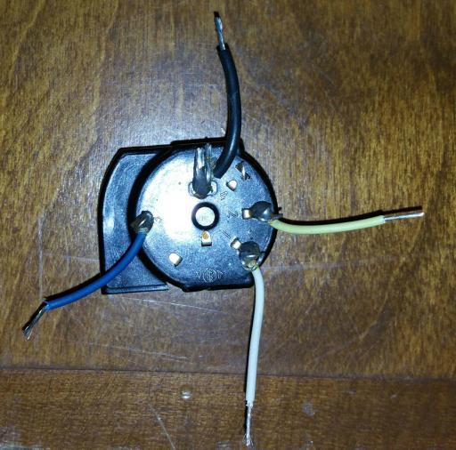 Byp Ceiling Fan Pull Switch