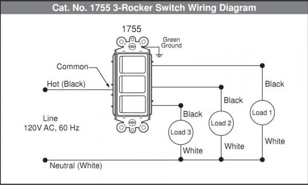 Wiring Diagram Exhaust Fan Light Switch : Switch wiring for exhaust fan and light doityourself