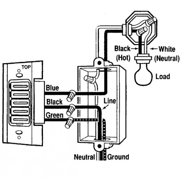 timer switch and afci breaker doityourself com community forums rh doityourself com GFCI vs AFCI Breaker afci breaker circuit diagram