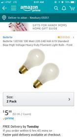 Light bulb blowing - DoItYourself com Community Forums