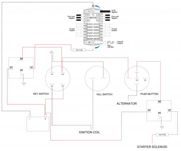 16584d1377034160 kohler courage pro sv840 27 hp custom ignition wiring ignition wiring push button 2 kohler command wiring diagram 25 hp kohler engine diagram \u2022 free kohler command pro 14 wiring diagram at virtualis.co