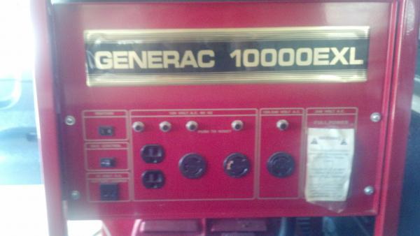 devilbiss generator owner s manual