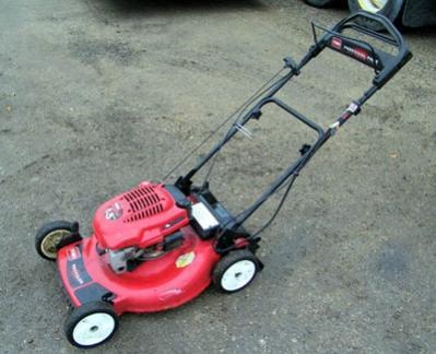 Toro 6 5 Hp Recycler Lawn Mower Does Not Self Propel