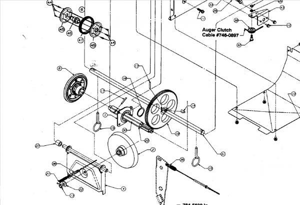 mtd snowblower wheels don u0026 39 t turn