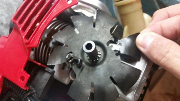 Troy Bilt Weed Eater Tb625 Ec Pull Start Not Turning Motor
