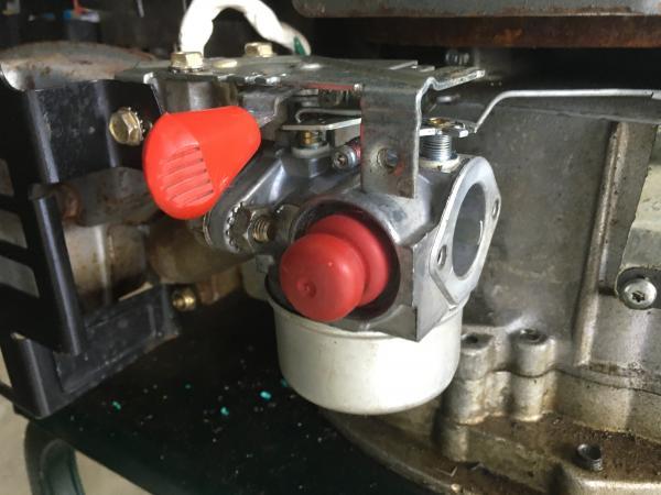 tecumseh carburetor throttle linkage doityourself community forums