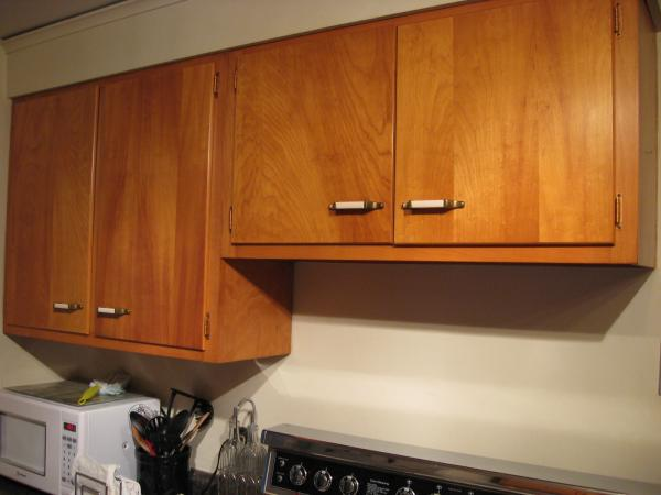advice needed on painting kitchen cabinets