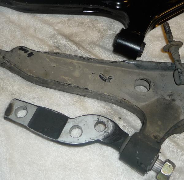 1995 Nissan Altima Control Arm Picture Doityourself Com Community
