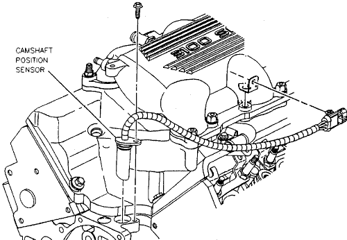Hhr Engine Diagram Camshaft Sensor