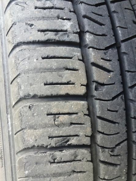 front tire wear 2007 impala - DoItYourself.com Community ...