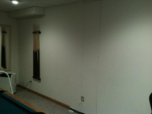Knockdown texture drywall DoItYourselfcom Community Forums