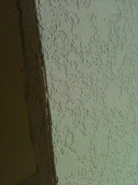 Knockdown Texture Drywall Doityourself Com Community Forums