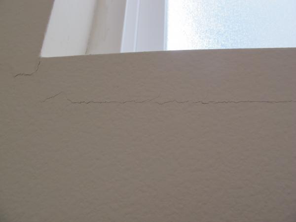 Window 2 Help With Drywall Repair Cracks Around