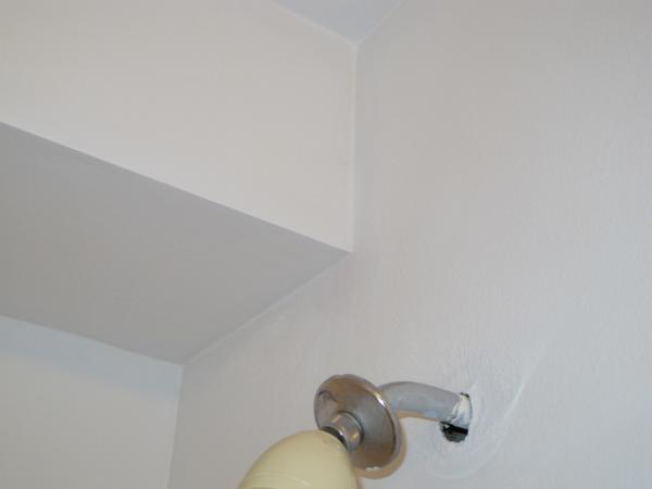 Name:  Bathroom #2 REPAIR - shower header_done-primedIMG_6939.jpg Views: 2329 Size:  9.4 KB
