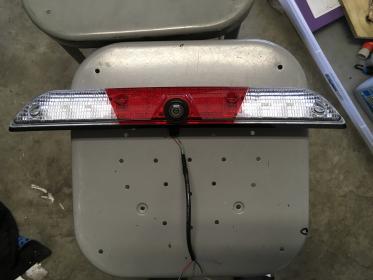 2017 F250 third brake light camera wiring - DoItYourself com