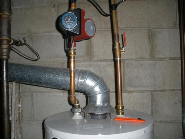 Replacing Recirculating Water Pump Doityourself Com