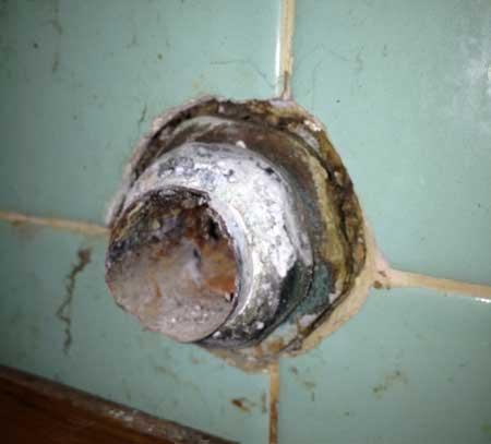 Bathroom Drain Pipe Broke Off At Wall Doityourself Com