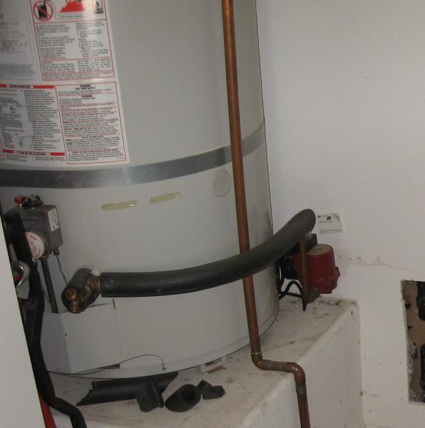Do It Yourself Plumbing: Water Heater Recirculation Pump Not Functioning