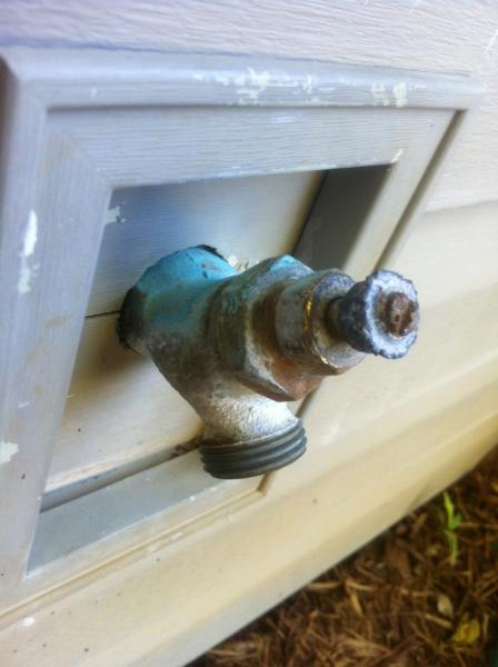 Outside Faucet Repair Or Replace Community Forums