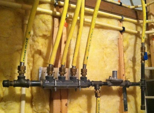 Gas Line For Basement Kitcen Doityourself Com Community