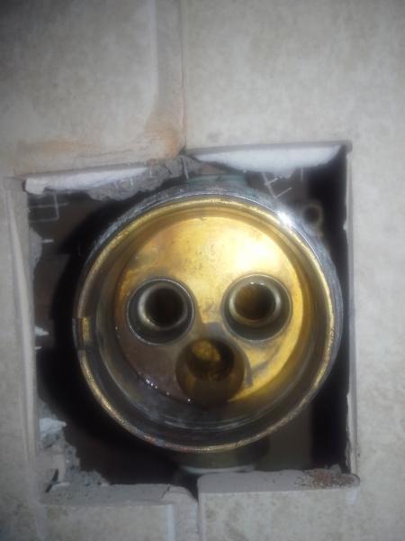 Bathtub Replacement Cartridge Needed Single Handle