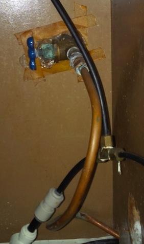 removing dishwasher plumbing diy home improvement diychatroom. Black Bedroom Furniture Sets. Home Design Ideas