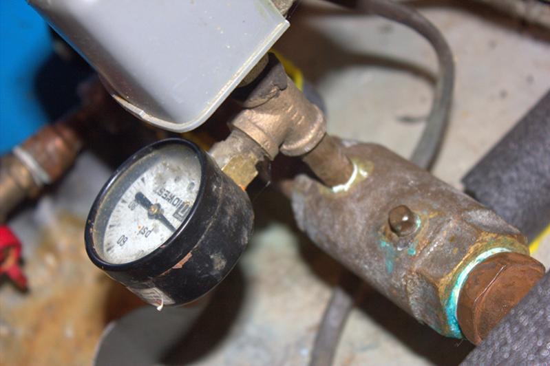 info on water pressure valve community forums. Black Bedroom Furniture Sets. Home Design Ideas