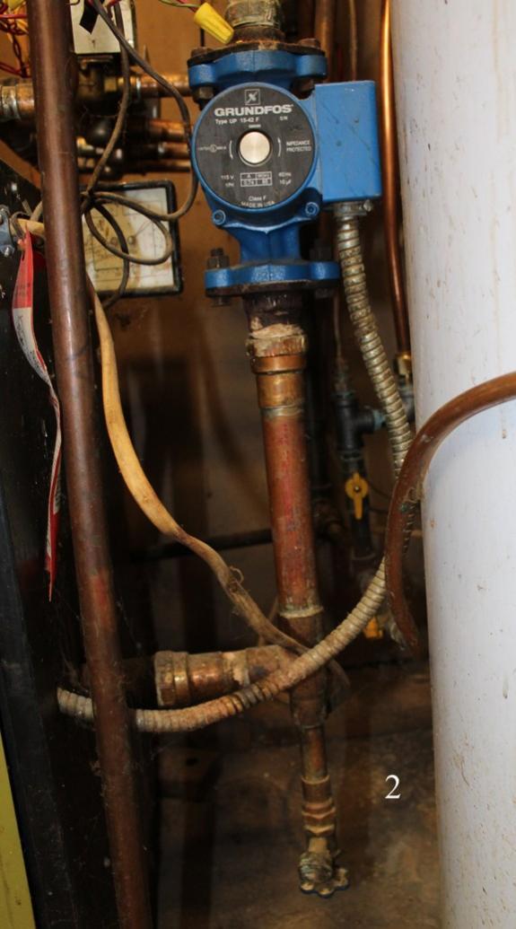 1 Zone Of Baseboard Heat Not Working