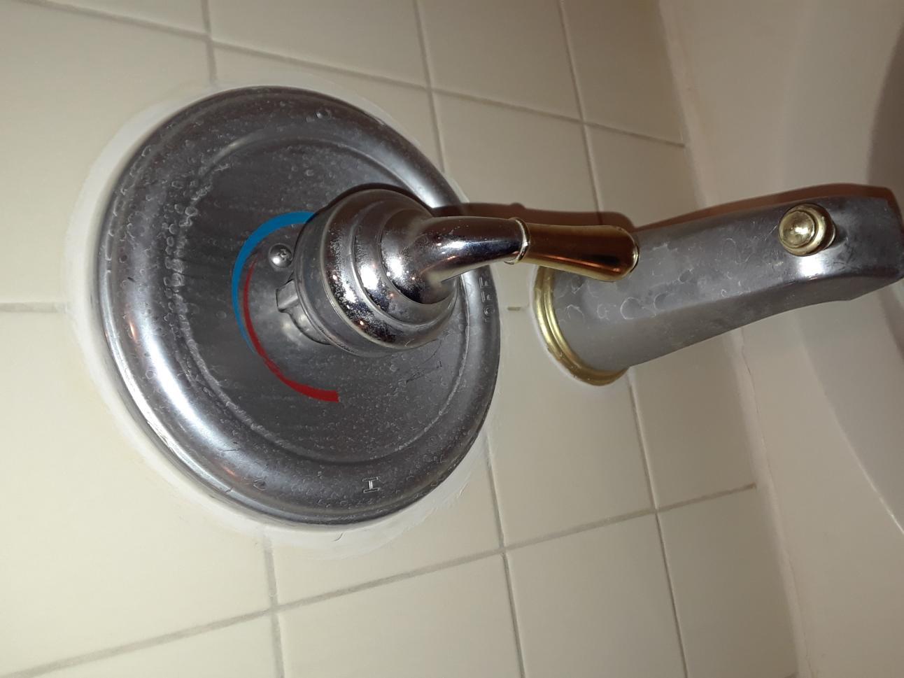 for single handled moen bathtub faucet