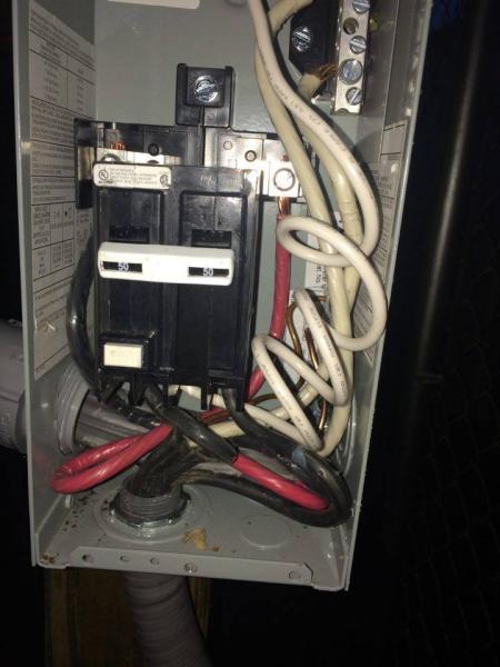 Wiring Amp Breaker on