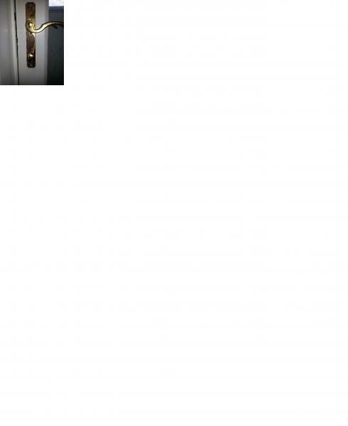 NEED HELP! knob stuck, door won't open - DoItYourself com
